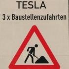 Gigafactory Berlin: Tesla darf weitere Mauern und Dächer bauen