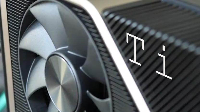 Die Geforce RTX 3080 Ti kommt erst im Jahr 2021 heraus. (Symbolbild)