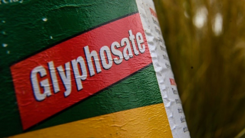 Das umstrittene Spritzmittel Glyphosat