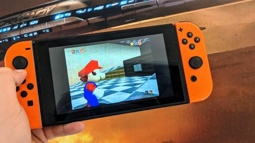 Die Nintendo Switch füllt eine spezielle Nische.