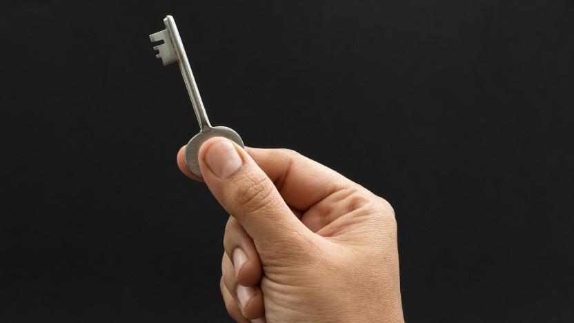Ein Schlüssel für die Polizei?
