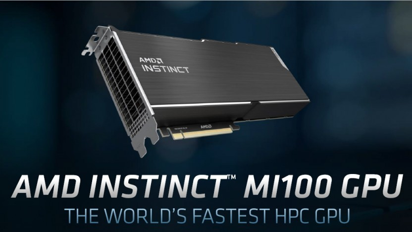 Instinct MI600 als PCIe-Karte