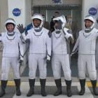 Raumfahrt: SpaceX Dragon startet erste vierköpfige Crew