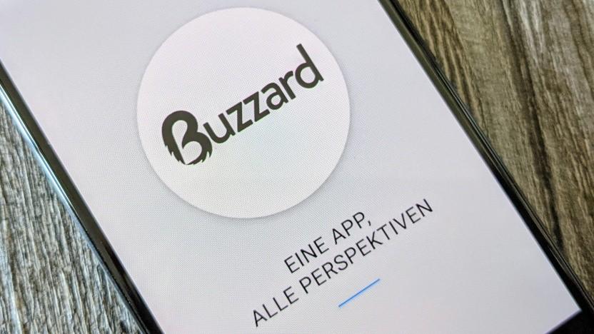 Buzzard ist eine kuratierte Nachrichten-App, die Neuigkeiten aus verschiedenen politischen Sichtweisen darstellt.