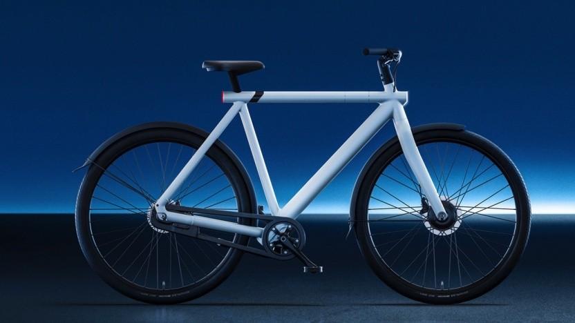 Vanmoof-E-Bike