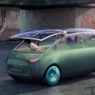 Vision Urbanaut: Mini als Elektro-Van für autonomes Fahren