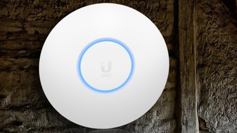 Der Unifi Wi-Fi 6 Long Range ist für IP54 freigegeben.