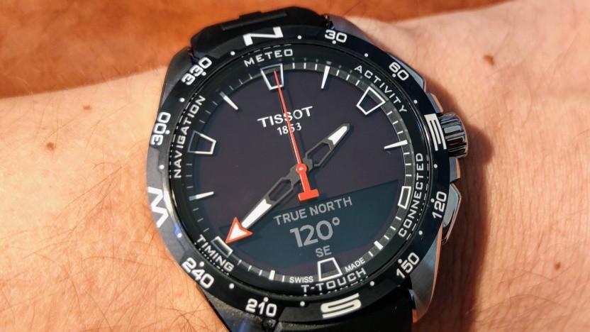 Die T-Touch Connect Solar von Tissot