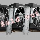 Radeon RX 6800 und 6800 XT: AMDs neue Grafikkarten sind fast überall ausverkauft