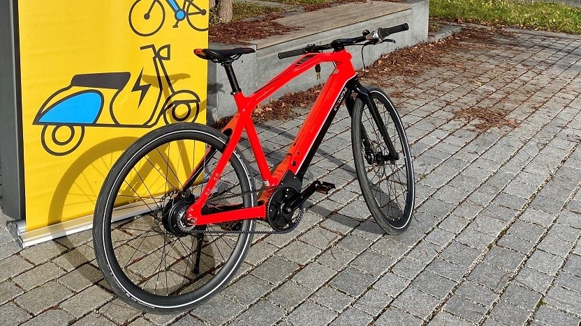 E-Bike Pininfarina E-Voluzione