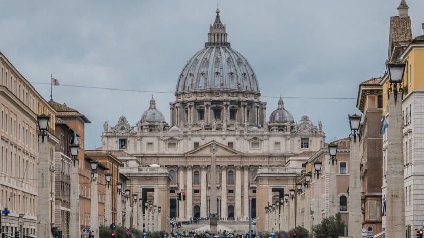 Basilika Sankt Peter im Vatikan