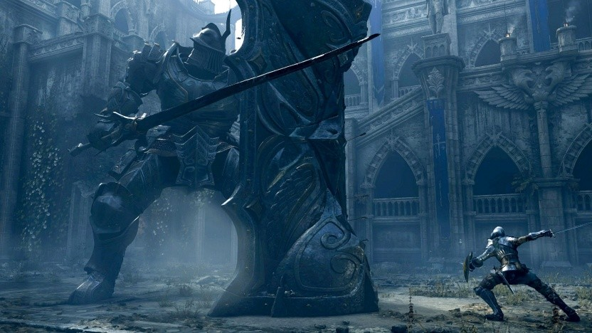 Artwork von Demon's Souls Remake