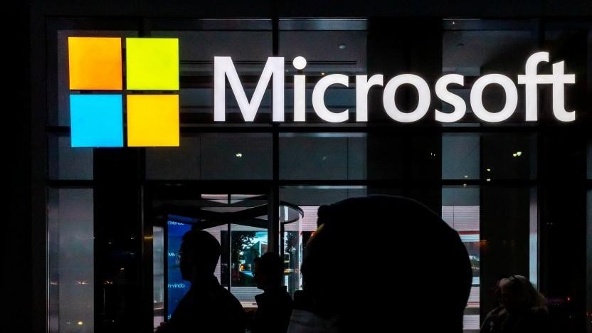 Microsoft hebt das Datenschutzniveau.