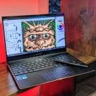 Zenbook Flip UX371E im Test: Asus steht sich selbst im Weg