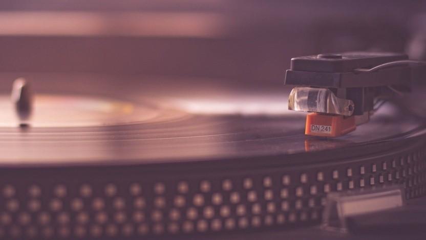 Schallplatten spielen nicht nur Musik ab.