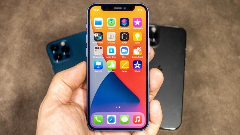 Das iPhone 12 Mini von Apple