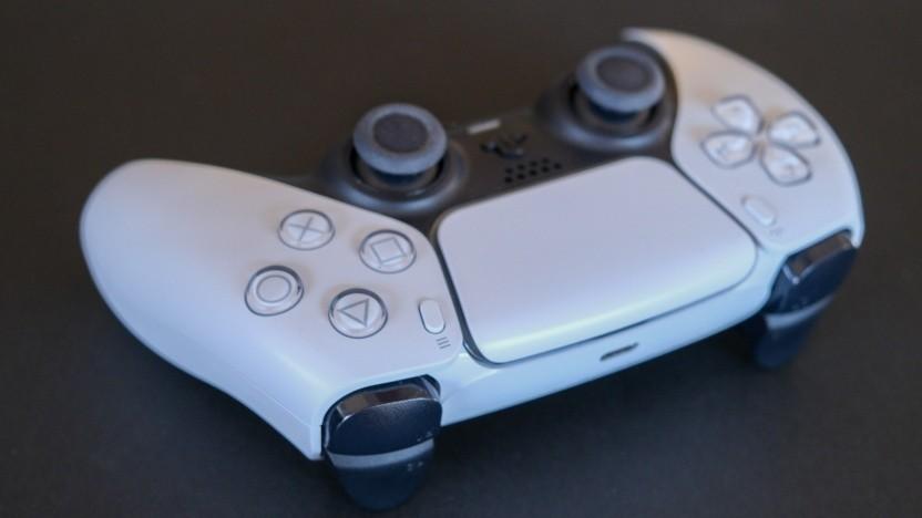 Dualsense-Gamepad der Playstation 5