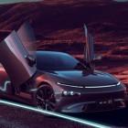 Luxusfahrzeug: Elektro-Flügeltürer Xpeng P7 vorgestellt