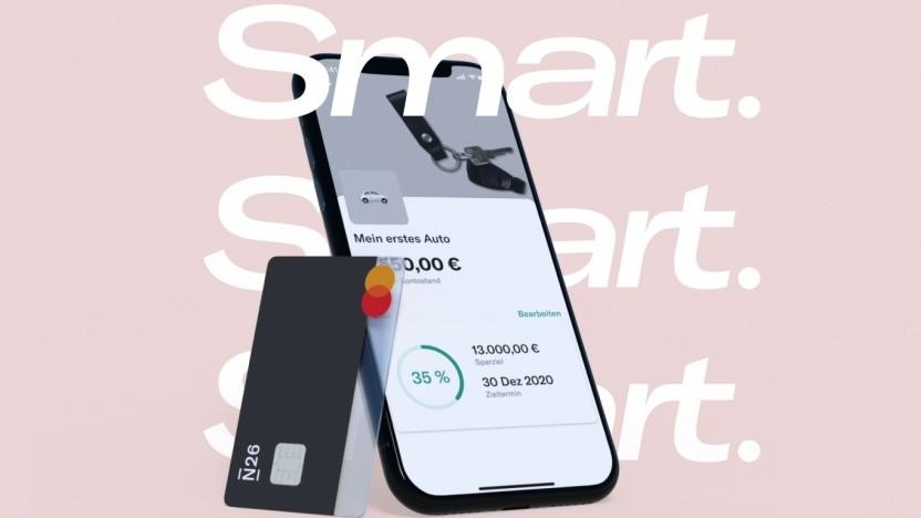 Das neue Konto heißt N26 Smart.