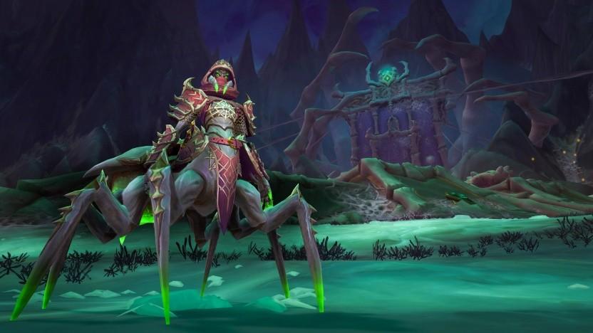 Artwork von World of Warcraft: Shadowlands