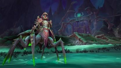 World of Warcraft: Level 60 fällt in Shadowlands nach drei Stunden