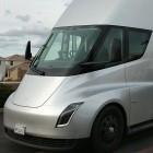 Eine Akkufüllung: Teslas Sattelschlepper soll bis zu 1.000 km weit kommen