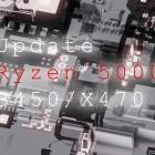 Asrock und Asus: B450/X470-Mainboards erhalten Update für Ryzen 5000