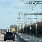 Schleswig-Holstein: Landesregierung ist mit dem E-Highway auf der A1 zufrieden