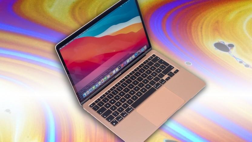 Das Macbook Air nimmt das Chassis des Vorgängers für den Apple-M1-Chip.