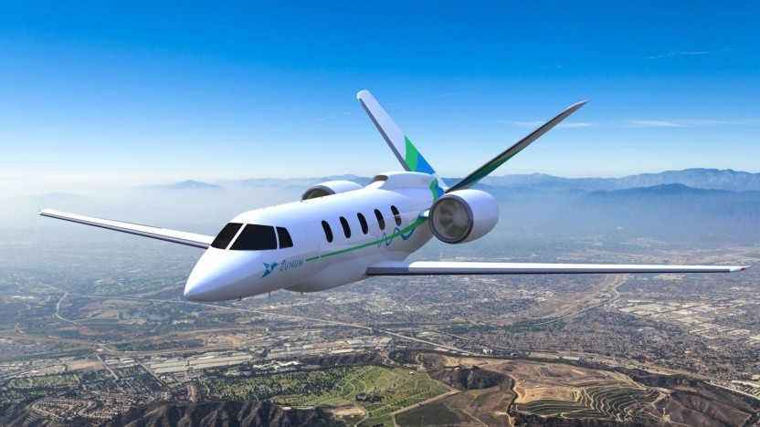 Hybridflugzeug von Zunum: innovatives Unternehmen mit Zukunftspotenzial