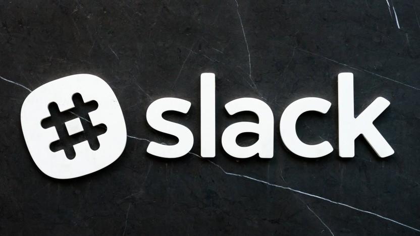Slack könnte von Salesforce übernommen werden.