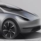 Designzentrum Berlin: Tesla deutet kleines Europa-Elektroauto an