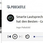 Podcastle: Wenn das Chrome-Plugin die Webseite vorliest