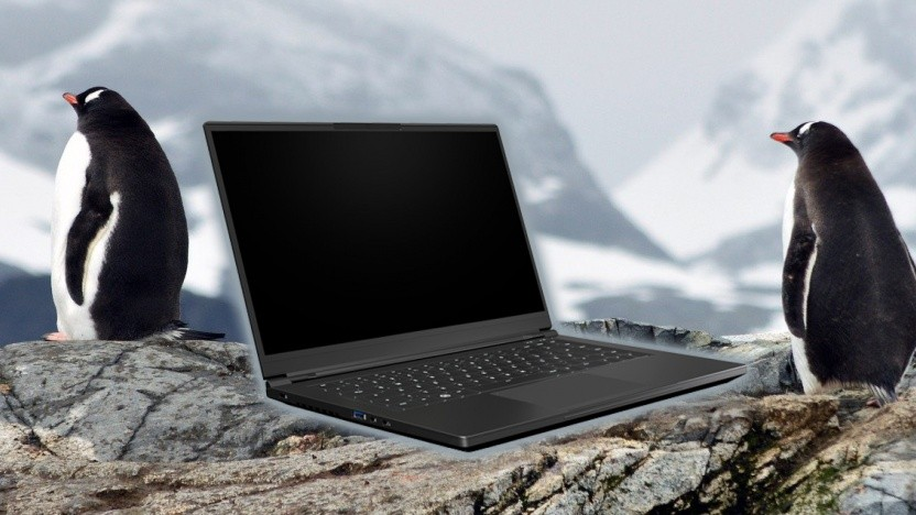 Das XMG Fusion 15 bekommt Linux-Support.
