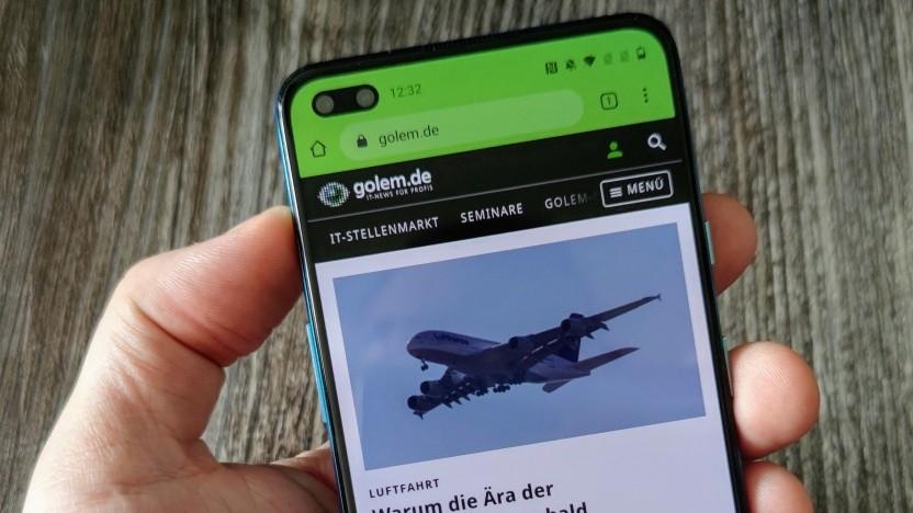 Eines der interessanteren Smartphones des Jahres 2020: das Oneplus Nord.