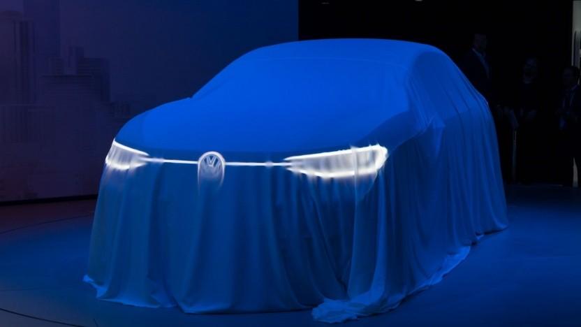 VW-Konzeptfahrzeug vor der Enthüllung: Erweiterung der ID.-Baureihe nach oben und unten
