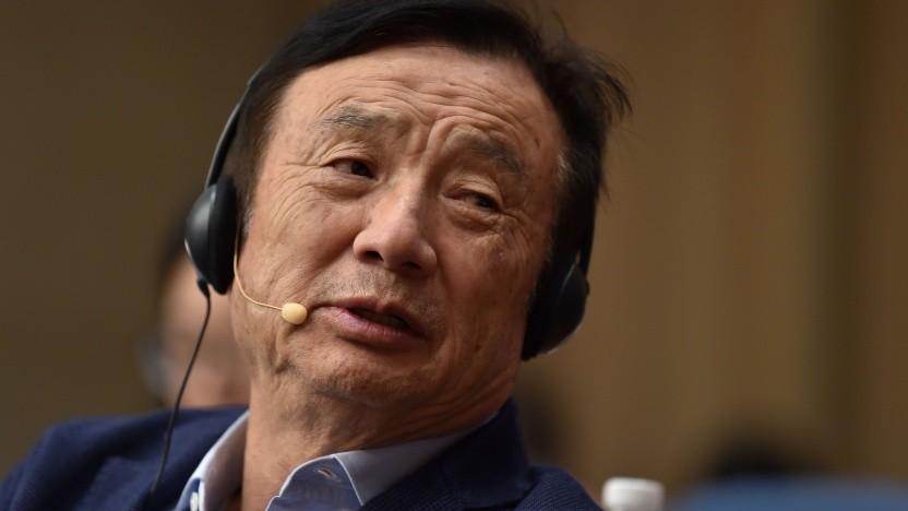Huawei-Gründer Ren Zhengfei im Juni 2019