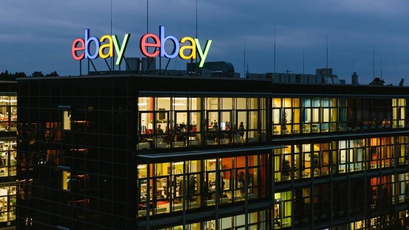 Ebay-Hauptsitz in Deutschland