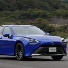 Brennstoffzellenauto: Der neue Toyota Mirai schafft 650 Kilometer