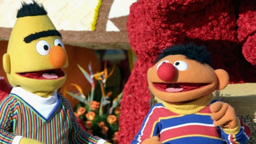 Wenn Ernie und Bert eine Firma hätten - wer weiß, vielleicht bräuchten sie dann auch einen Betriebsrat.