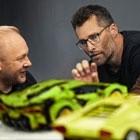 Anzeige: Einen Gang herunterschalten mit dem LEGO-Technic-Lamborghini