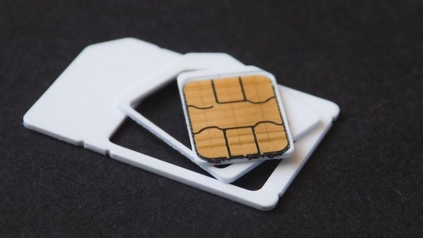 Prepaid-SIM-Karten gibt es in Deutschland nur gegen Personendaten.