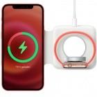 Magsafe Duo: Apples Ladegerät für iPhone und Watch ist da