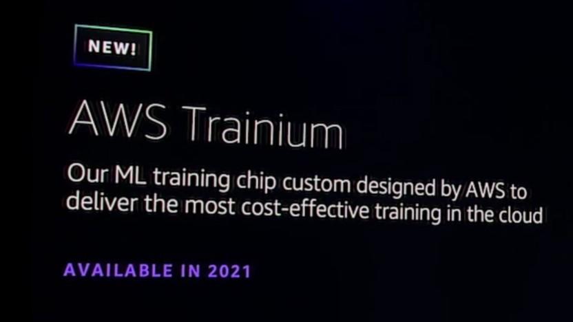 Trainium für maschinelles Lernen