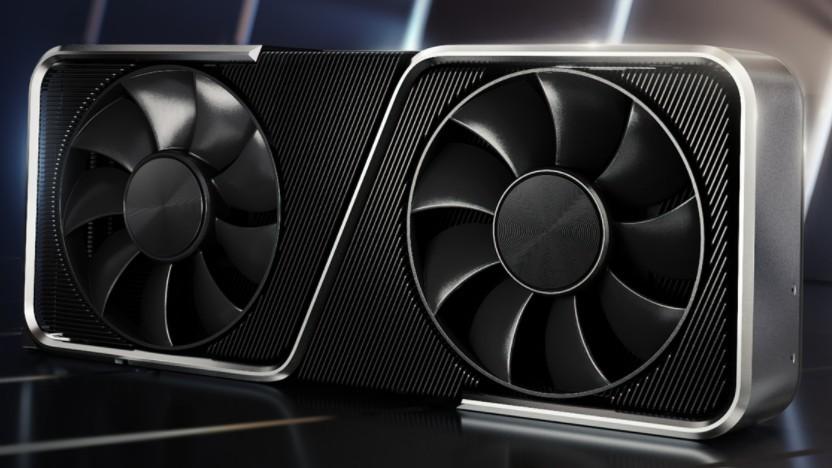 Nvidias Geforce RTX 3060 Ti ist in merklich größerer Menge verfügbar.