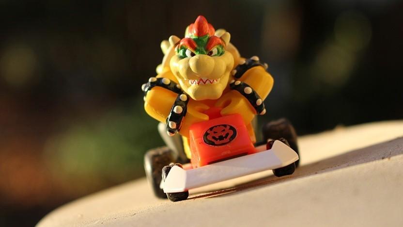 Bowser, der Bösewicht in Nintendos Super-Mario-Welt