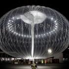 Project Loon: Googles Internetballons werden künftig von KI gesteuert