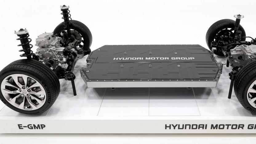 Hyundai Electric-Global Modular Platform
