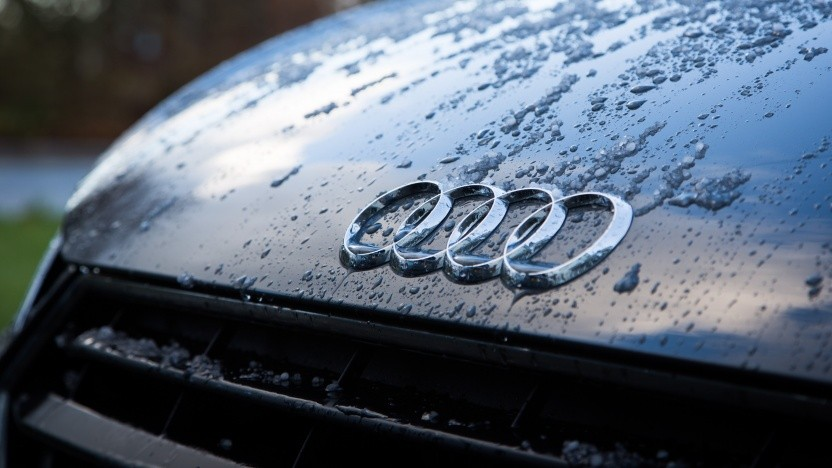 Audi-Logo (Symbolbild)