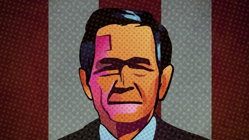 Der Patriot Act wurde unter US-Päsident George W. Bush eingeführt.
